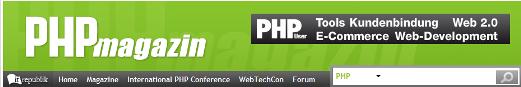 Php-magazin in Lesestoff: Printmagazine