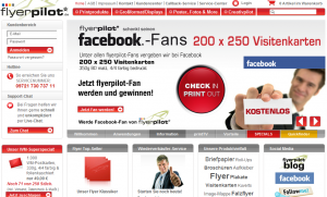 Flyerpilot-300x181 in Gutschein für 250 Visitenkarten